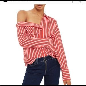 TopShop - new with tags top - 10